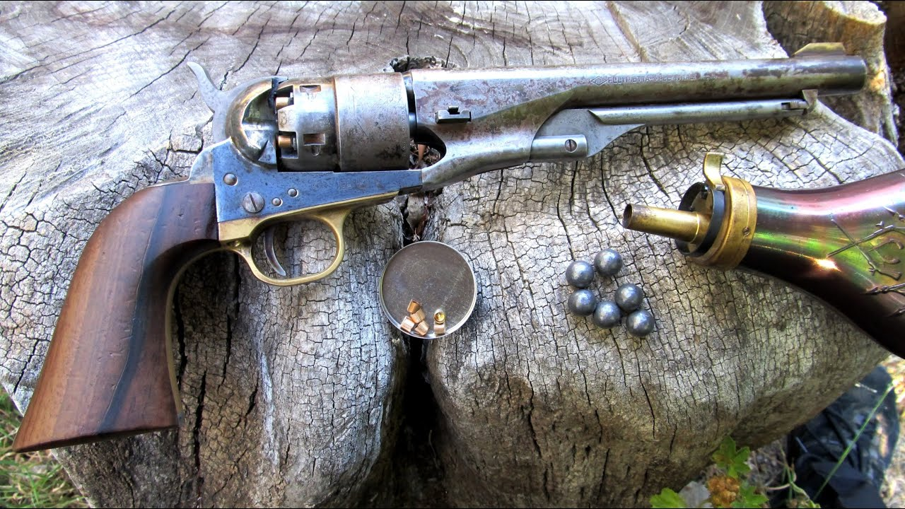 Download Loading the 1860 Army Revolver