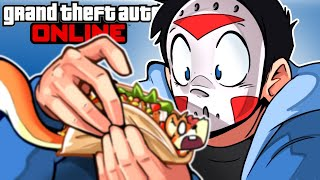 GTA 5 - DEAD TACO & H2O DELIRIOUS' EPIC ADVENTURE! (Funny Moments & exploring)
