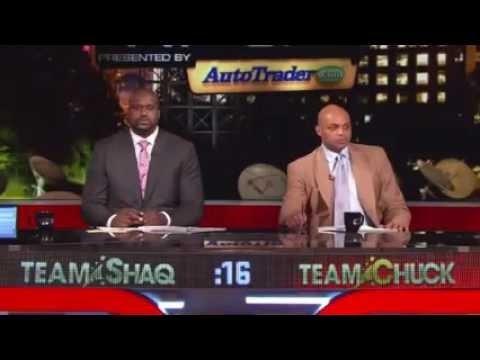 Inside The NBA - Team Shaq and Team Chuck