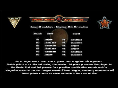 OpenRA (RA:EL), Season Alpha,  Group A (part 2)