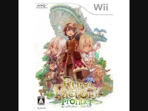 Rune Factory Frontier: Song of Trust (English Version)
