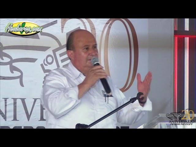 CELEBRAN 20 AÑOS DE MINERA PENMONT EN CABORCA