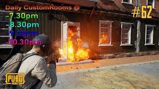 [MALAYALAM] PUBG MOBILE LIVE CUSTOM ROOM    FUNNY MOMENTS+EPIC KILLS #62
