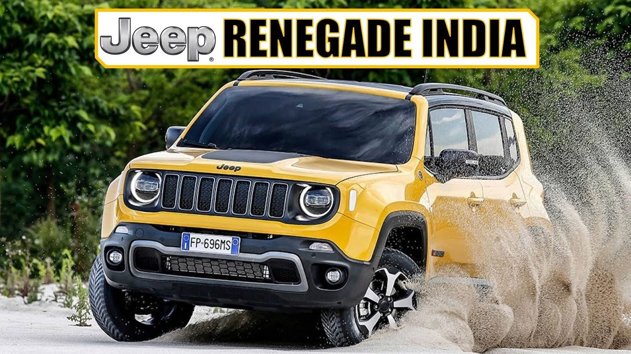 Jeep Renegade India Launch Date Pricing Features And All