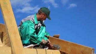 видео Несущие конструкции крыши | Строительный справочник | материалы - конструкции - технологии
