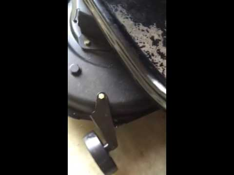 Mtd Universal Deck Wheels Youtube