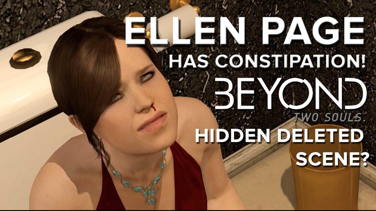 Ellen page beyond two souls uncensored