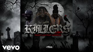Tommy Lee Sparta, Arsonal - Killers (Official Audio)
