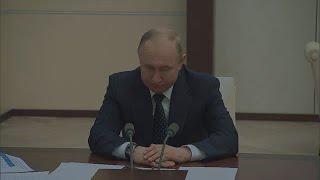 Москва больше всех пострадала! Собянин доложил Путину о мерах борьбы с КОРОНАВИРУСОМ