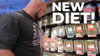 Changing My Diet Up | Grocery Shopping
