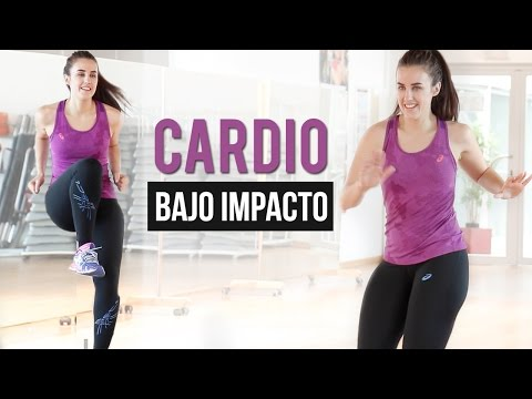 Rutina de cardio 25 minutos intensidad moderada para adelgazar