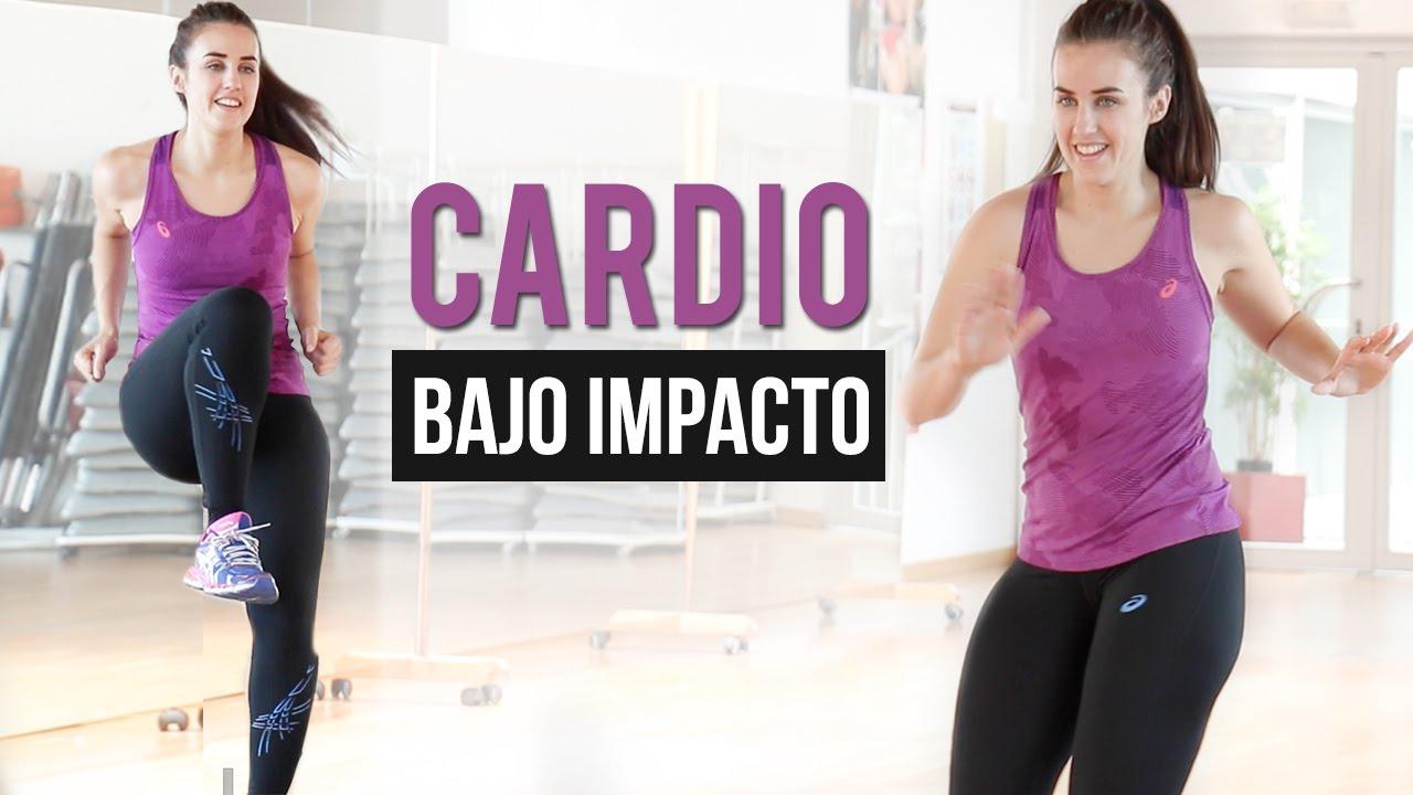 rutina cardio para afinarse gym