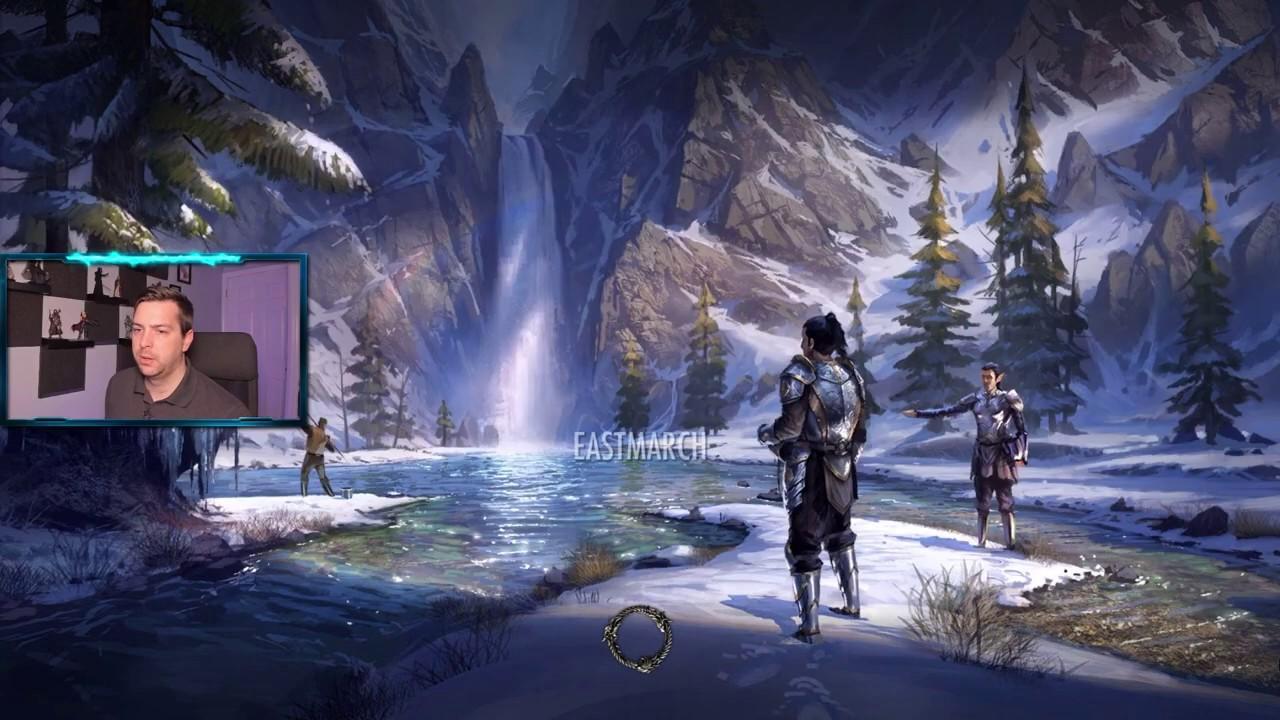 SB Live: The Elder Scrolls Online - Greymoor (Stadia) - 07/02/20