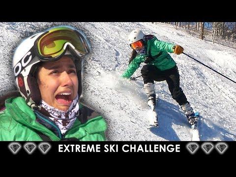 I Trained Like A Professional Skiier 🚡🎿⛷️