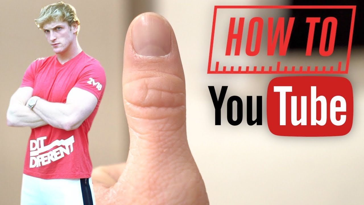 how-to-be-a-youtuber-by-logan-paul