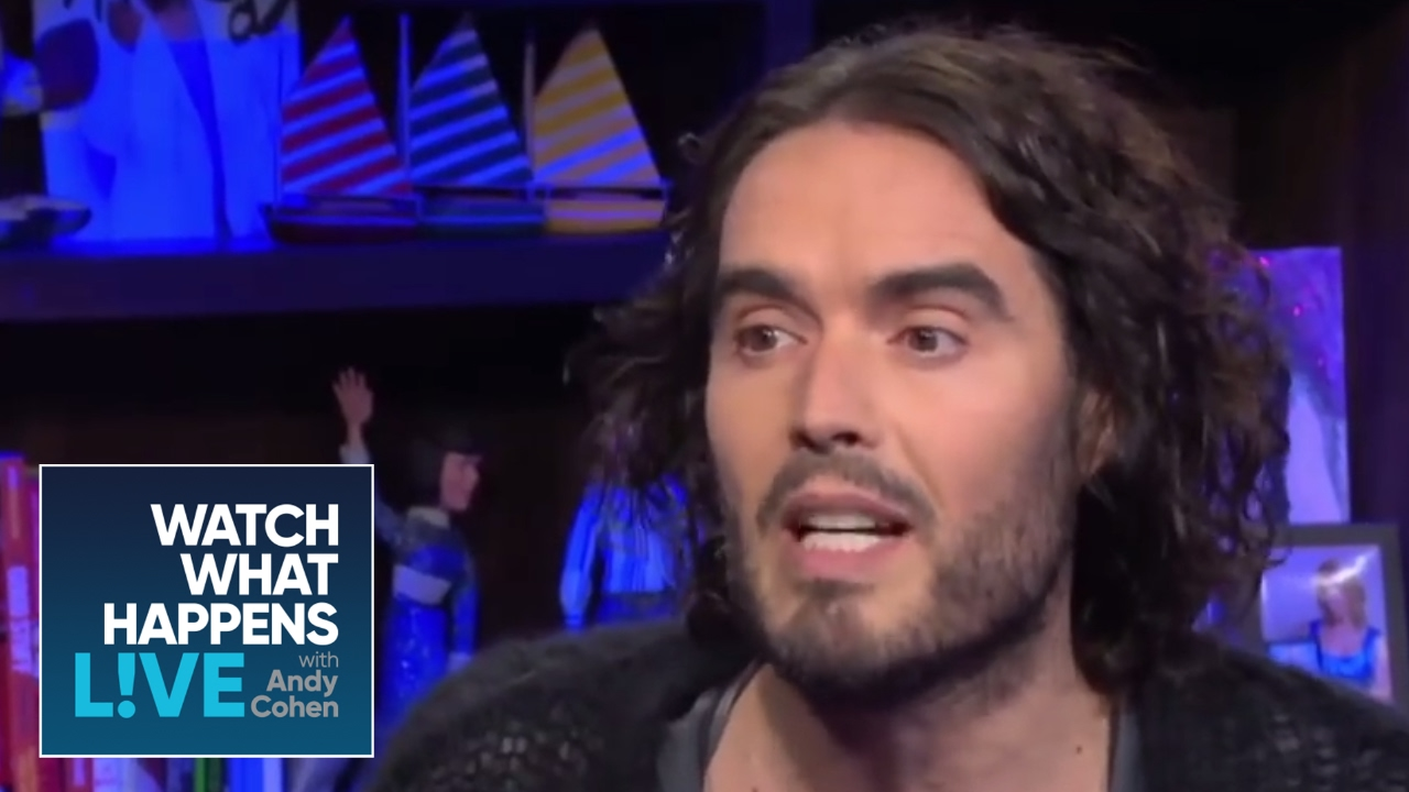 Russell brand hookups