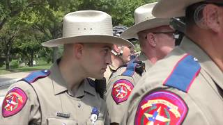 Texas DPS Trooper Robert Roseberry #13407 is unhinged