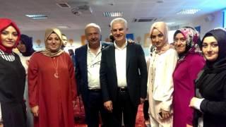 Ak Parti Osmangazi İlçe Başkanlığı Faaliyet Raporu - Aralık 2015