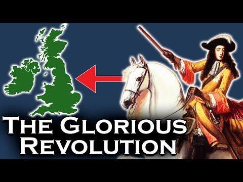 England's 'Glorious Revolution' Explained