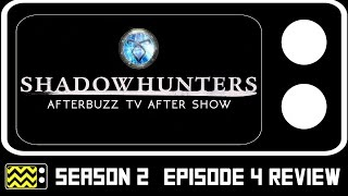 Shadowhunters Season 2 Episode 4 Review & After Show w/ Maxim Roy | AfterBuzz TV