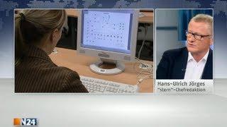 Vertuschung im Amt - Hans-Ulrich Jörges spricht Klartext