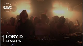 Lory D Boiler Room Glasgow X Numbers Live Set