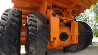 1970's 200 Ton Lectra Haul (Unit Rig) Electric Drive Mining Dump Truck