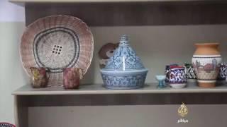 القدس- محمد طباخي ورحلة الخزف من الخليل إلى القدس