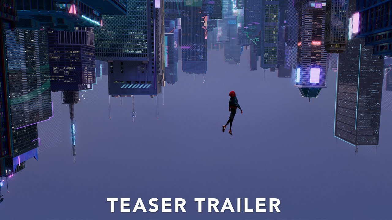 SPIDER-MAN: A NEW UNIVERSE - Teaser Trailer - Ab 13.12.18 im Kino!