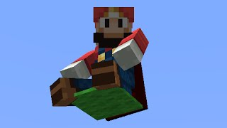 Magic Carpets in Minecraft