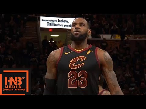 Cleveland Cavaliers vs Indiana Pacers 1st Half Highlights / Game 7 / 2018 NBA Playoffs