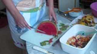 Recette de la salade de fruits hypervitaminée