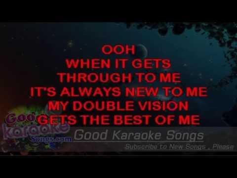 Double Vision -  Foreigner (Lyrics Karaoke) [ goodkaraokesongs.com ]