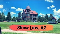 VLOG 10: We went to Show low AZ!!