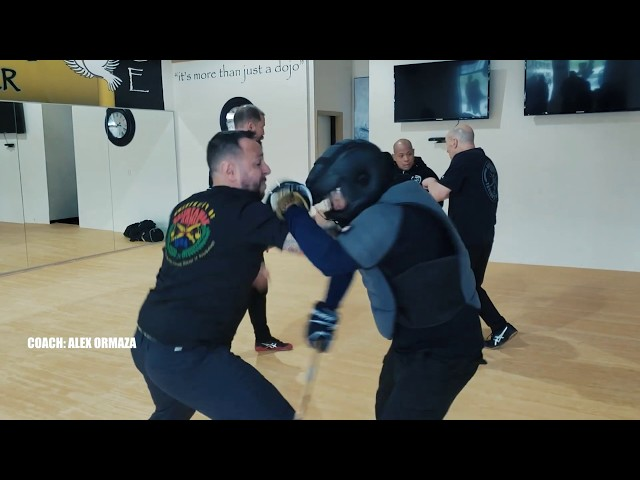 Why Boxing IS Knife Work!