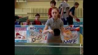 Соревнования по настольному теннису среди детей(В Коряжме в разгаре фестиваль детского спорта. На протяжении пяти лет наш город устраивает настоящий празд..., 2015-03-25T14:39:39.000Z)
