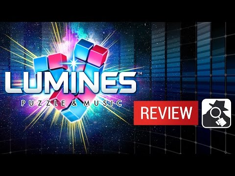 LUMINES: PUZZLE & MUSIC   AppSpy Review