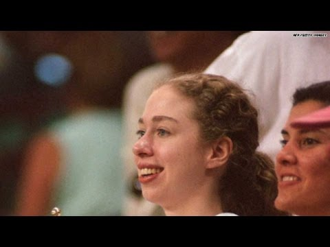 Chelsea Clinton: Growing up through the years