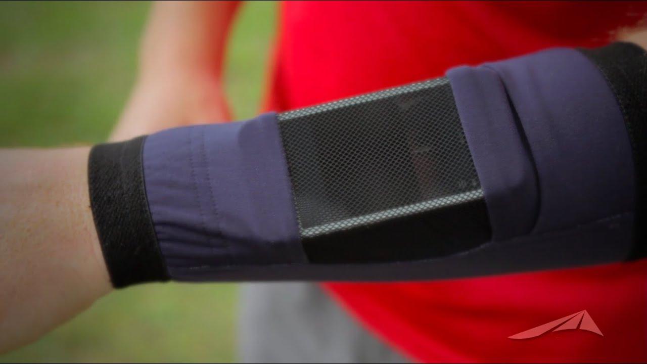 smartphone armband diy