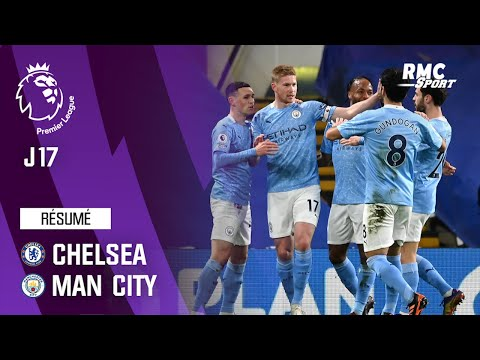 Résumé : Chelsea 1-3 Manchester City - Premier League (J17)