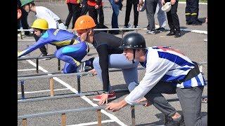 Змагання з пожежно-прикладного спорту серед юнаків та дівчат
