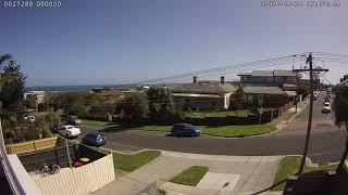 XE22 Mini External Camera - Balcony View Demonstration (8x Zoom) / Видео