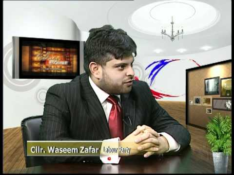 Talking Point with Ahmad Boston on Noor TV - Impact of Cuts to Police