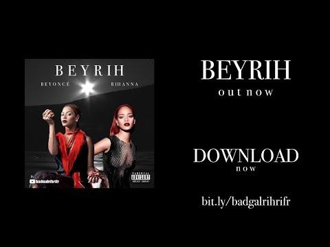 """RIHANNA (Feat. Beyoncé) - """"BEYRIH"""" Album (Download)"""