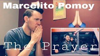 Marcelito Pomoy - The Prayer Wish 107.5 | REACTION