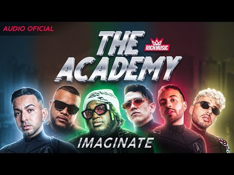 Imaginate - Rich Music LTD, Sech, Dalex Ft. Justin Quiles, Lenny Tavárez, Feid, Cazzu