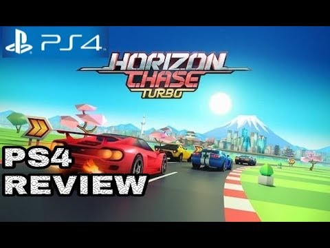 Horizon Chase Turbo Review - PS4