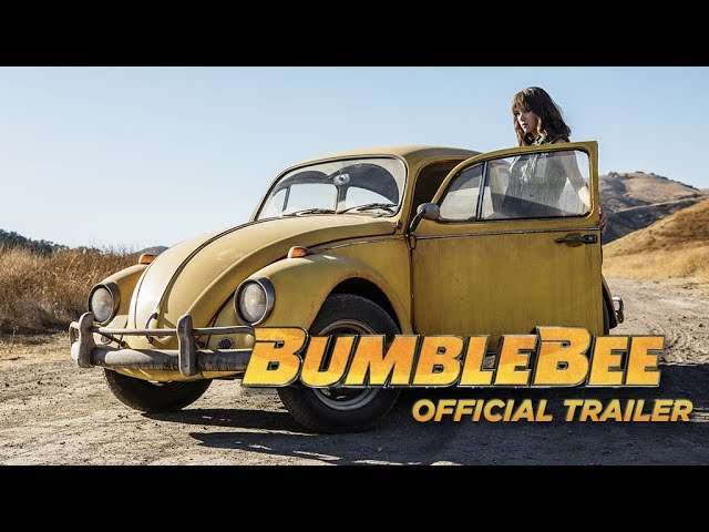 Bumblebee - Dansk trailer 1 - I biografen 3. januar