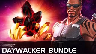 Blade Crystals Opening Daywalker Bundle | Marvel: Spidey (Contest of Champions)