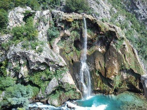 Amazing Waterfall - Croatia - Beautiful Nature